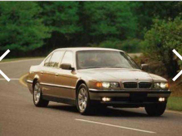 BMW 7-Series 2000 $1400.00 incacar.com