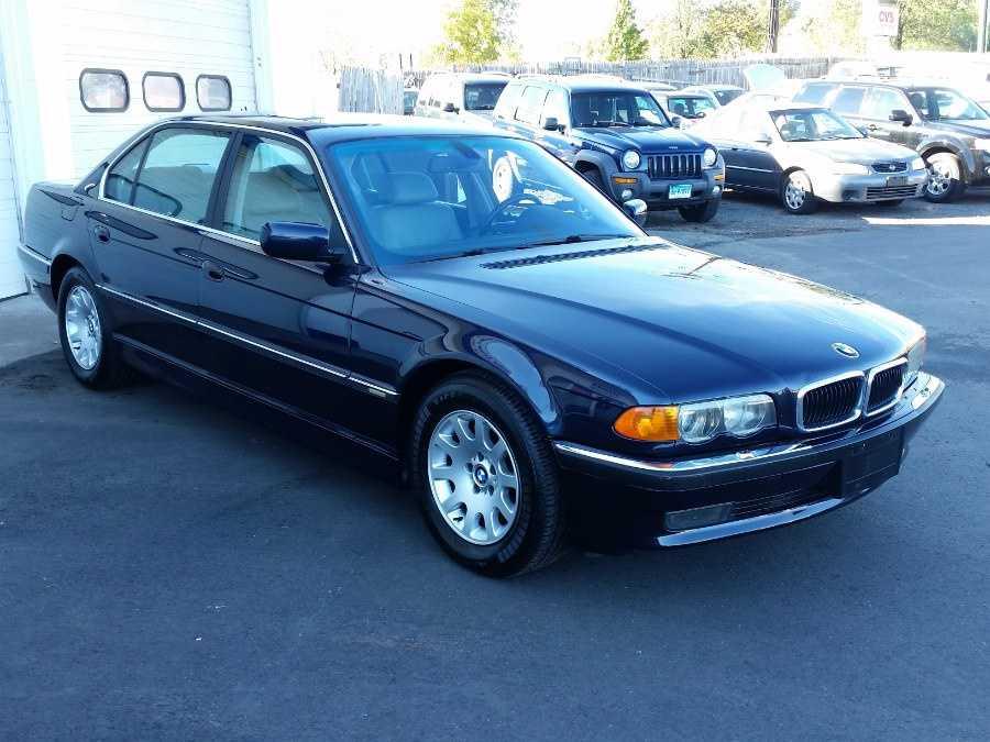 BMW 7-Series 2001 $4995.00 incacar.com
