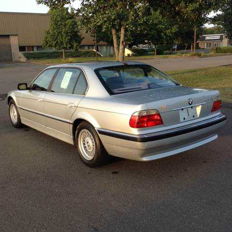 BMW 7-Series 2001 $2995.00 incacar.com