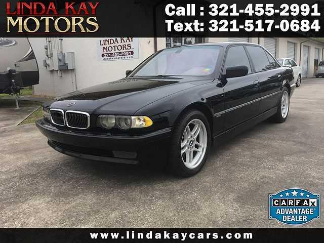 BMW 7-Series 2001 $4795.00 incacar.com