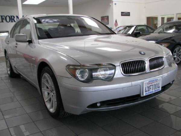 BMW 7-Series 2002 $10995.00 incacar.com