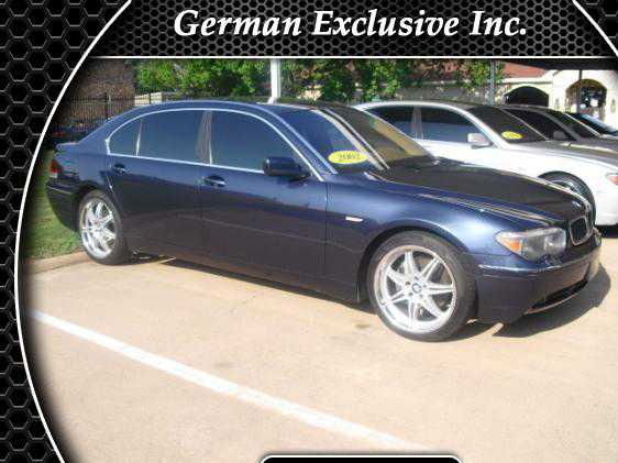 BMW 7-Series 2002 $10999.00 incacar.com