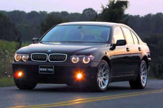 BMW 7-Series 2003 $5950.00 incacar.com