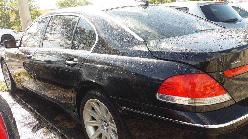 BMW 7-Series 2005 $3900.00 incacar.com