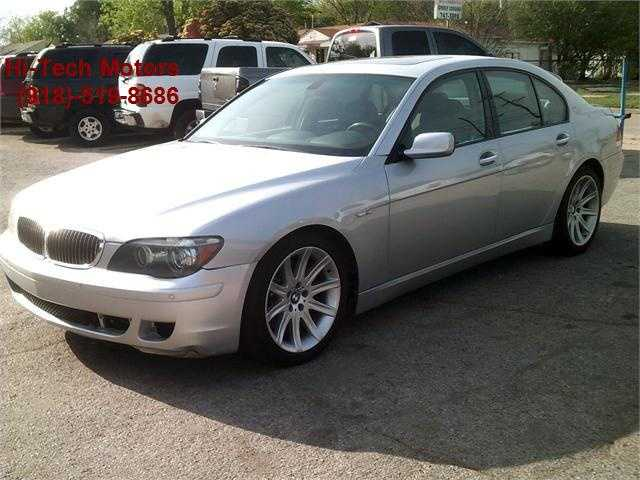 BMW 7-Series 2006 $6500.00 incacar.com