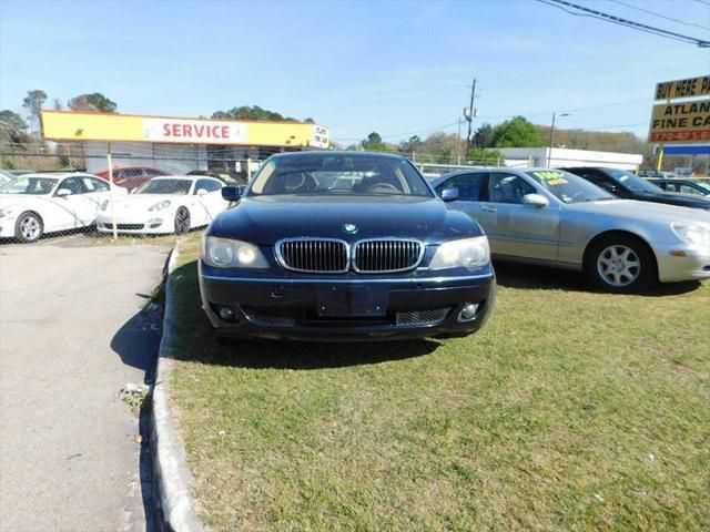 BMW 7-Series 2006 $16990.00 incacar.com