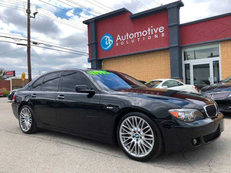 BMW 7-Series 2007 $11995.00 incacar.com