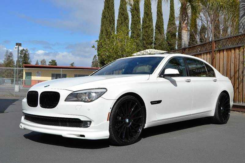BMW 7-Series 2011 $24990.00 incacar.com