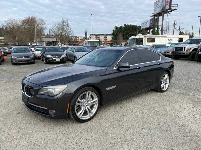 BMW 7-Series 2011 $11950.00 incacar.com