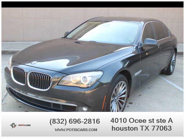 BMW 7-Series 2012 $14099.00 incacar.com