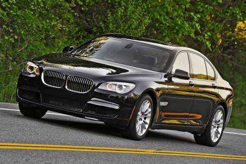 BMW 7-Series 2012 $26789.00 incacar.com