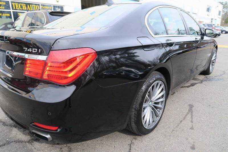 BMW 7-Series 2012 $14999.00 incacar.com