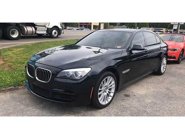 BMW 7-Series 2013 $24995.00 incacar.com