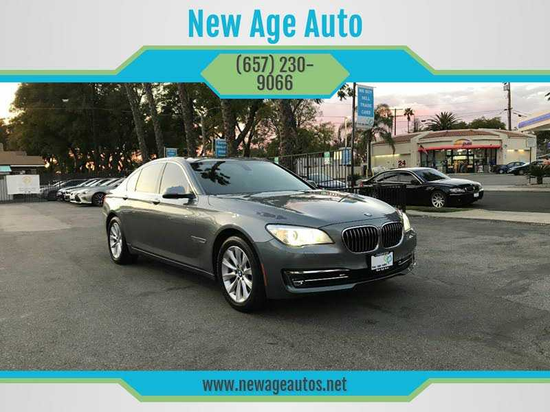 BMW 7-Series 2014 $21990.00 incacar.com