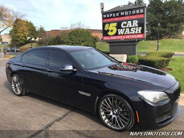 BMW 7-Series 2014 $31977.00 incacar.com
