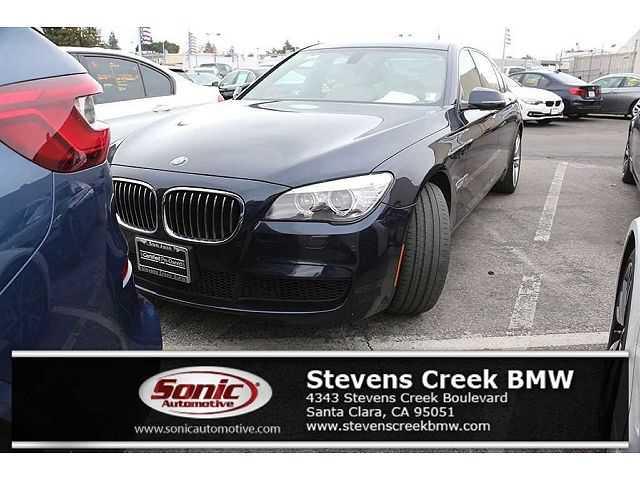 BMW 7-Series 2015 $37981.00 incacar.com