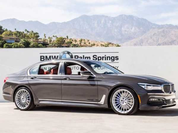 BMW 7-Series 2018 $169245.00 incacar.com
