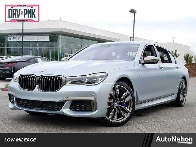 BMW 7-Series 2018 $139999.00 incacar.com