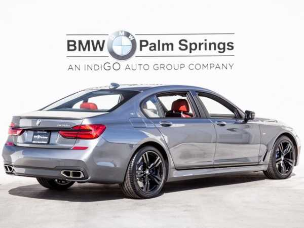 BMW 7-Series 2018 $179665.00 incacar.com