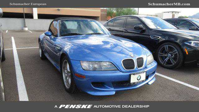BMW Z3 M 2000 $13000.00 incacar.com