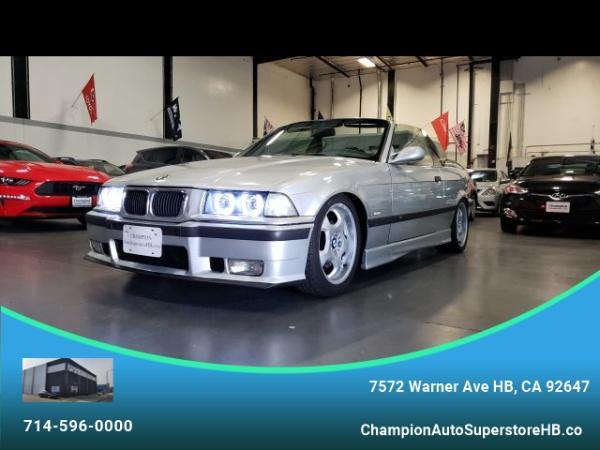 BMW M3 1998 $9950.00 incacar.com