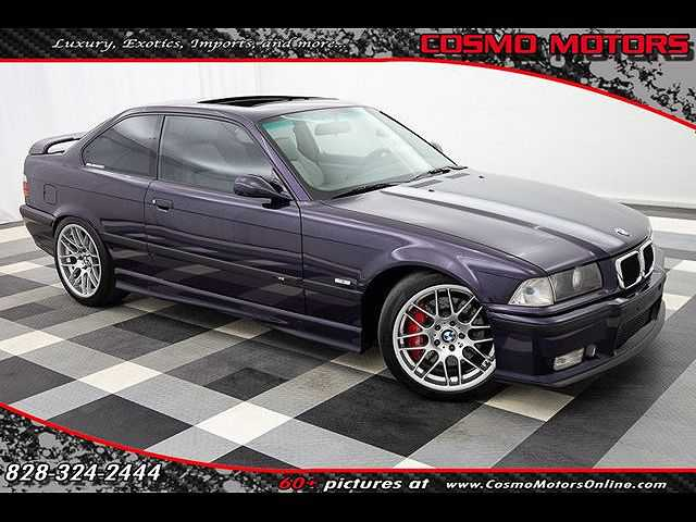 BMW M3 1999 $43997.00 incacar.com