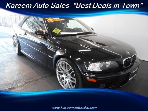 BMW M3 2005 $21985.00 incacar.com