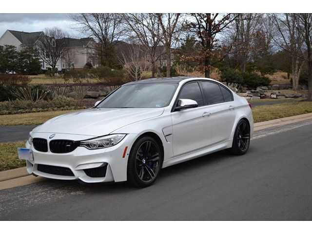 BMW M3 2016 $52900.00 incacar.com