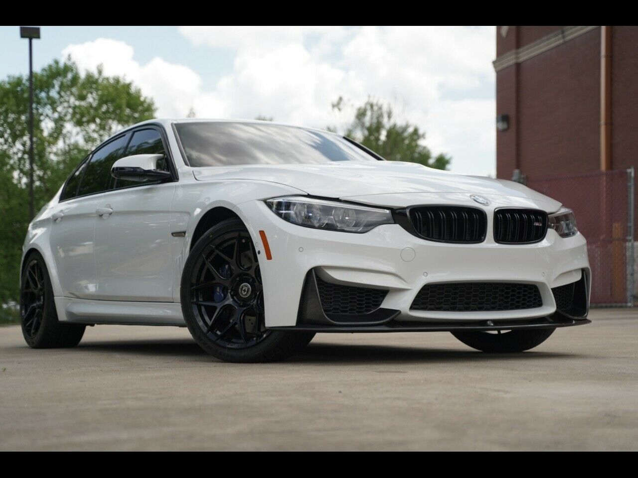 BMW M3 2018 $35100.00 incacar.com
