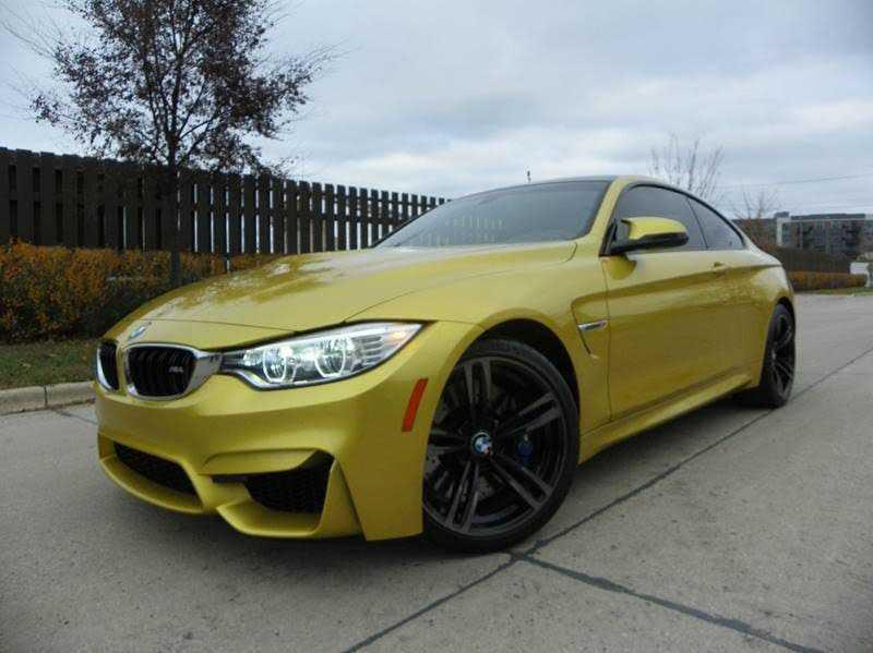 used BMW M4 2015 vin: WBS3R9C54FK329952