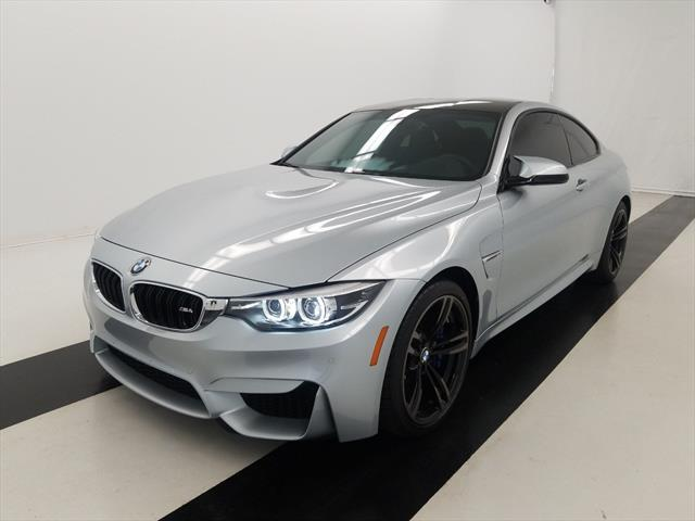 used BMW M4 2018 vin: WBS4Y9C52JAC87256
