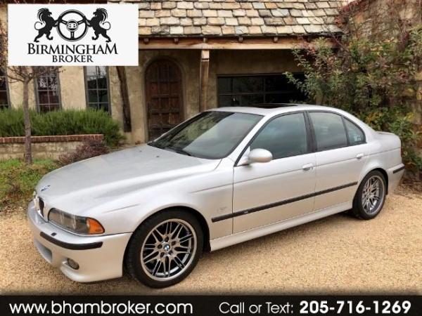 BMW M5 2001 $24959.00 incacar.com
