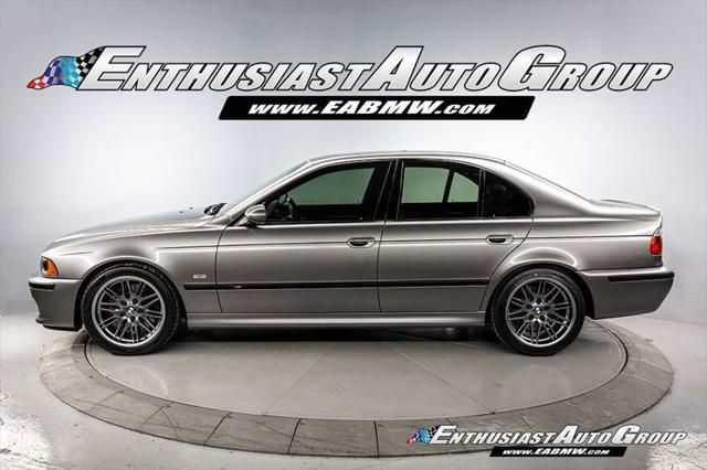 used BMW M5 2002 vin: WBSDE93472CF91530