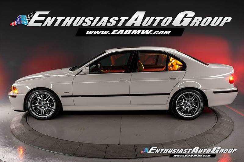 used BMW M5 2002 vin: WBSDE93422CF91919