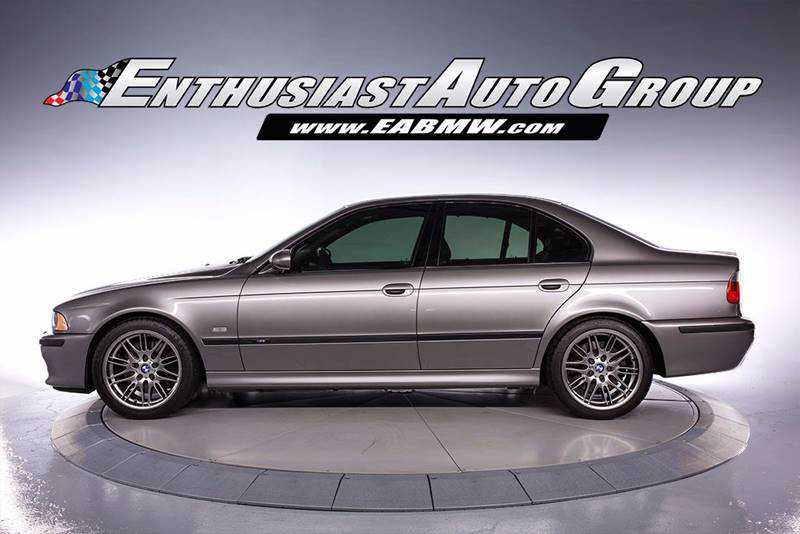 BMW M5 2002 $48990.00 incacar.com