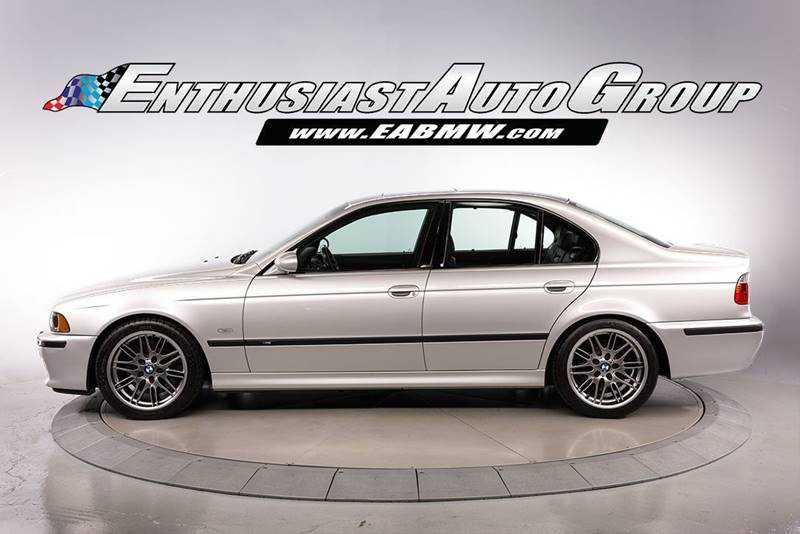 BMW M5 2002 $69990.00 incacar.com