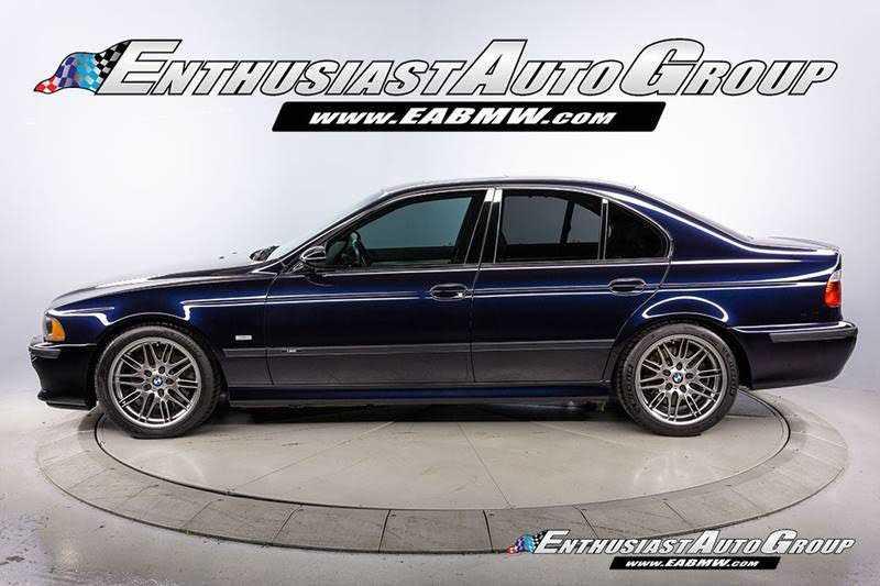 BMW M5 2003 $51990.00 incacar.com