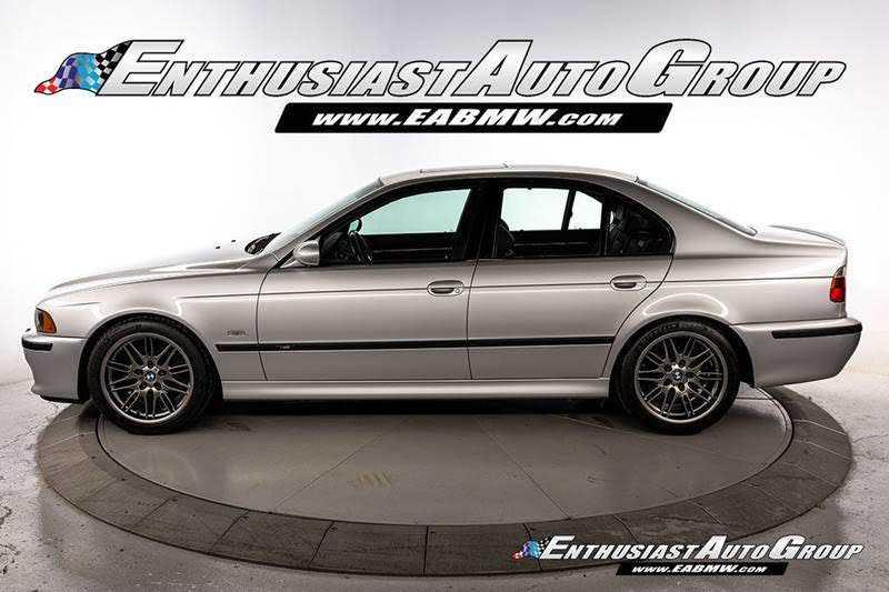 used BMW M5 2003 vin: WBSDE93443CF93950