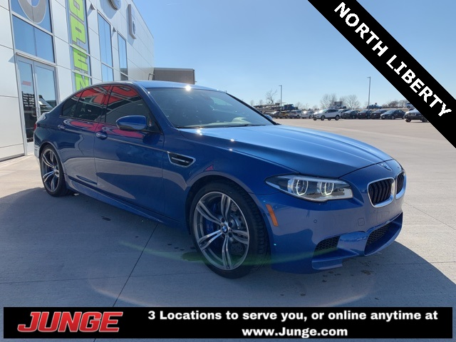 BMW M5 2016 $60996.00 incacar.com