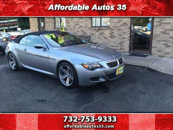 BMW M6 2007 $17500.00 incacar.com