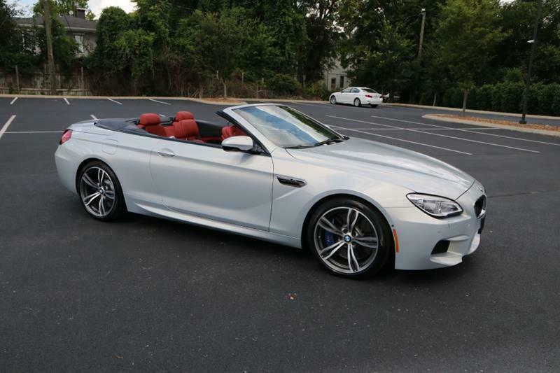 used BMW M6 2016 vin: WBS6G9C50GD932230