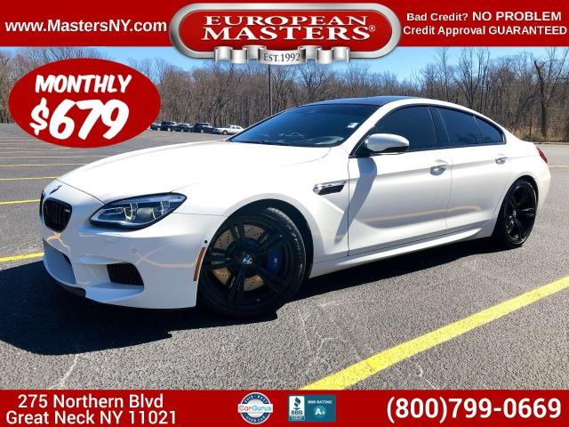 BMW M6 2017 $64995.00 incacar.com