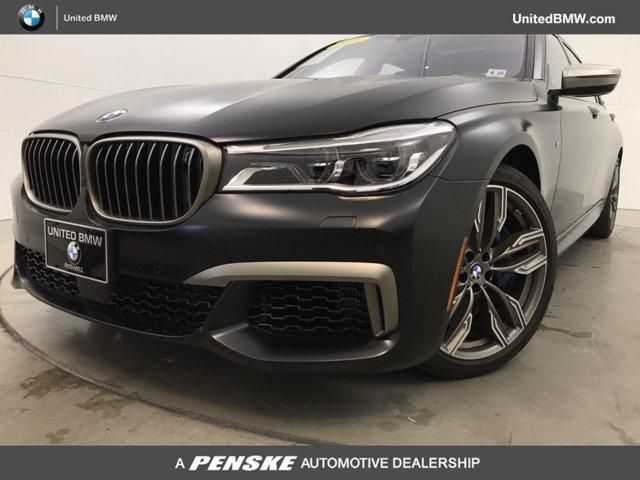BMW M7 2018 $149556.00 incacar.com