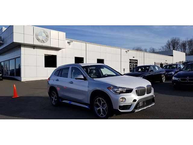 BMW X1 2017 $45145.00 incacar.com