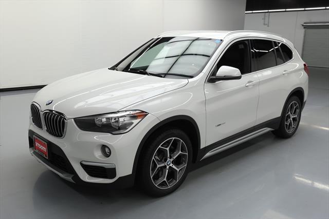 used BMW X1 2018 vin: WBXHT3C32J5K30244