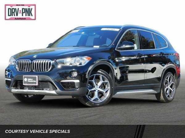 BMW X1 2018 $36777.00 incacar.com
