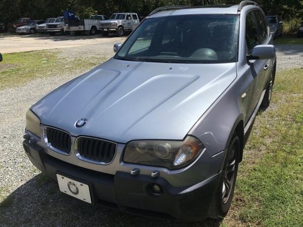 BMW X3 2004 $2495.00 incacar.com