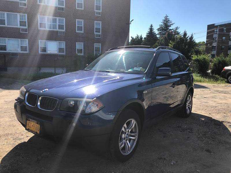 BMW X3 2005 $4900.00 incacar.com