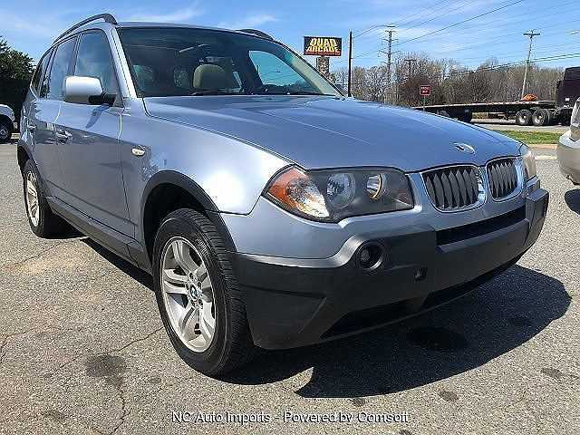 BMW X3 2005 $5950.00 incacar.com