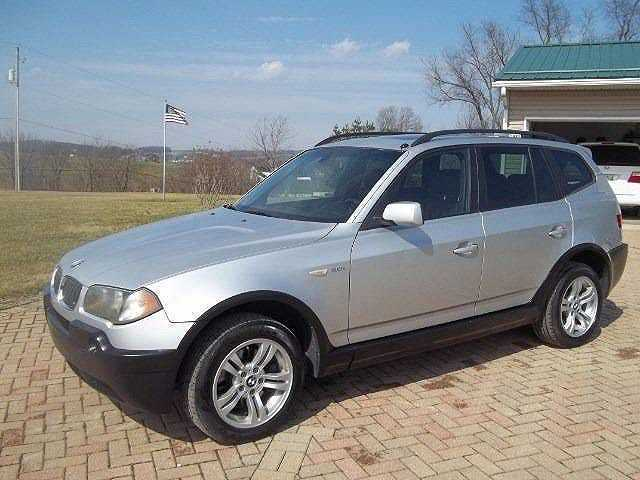 BMW X3 2005 $6995.00 incacar.com